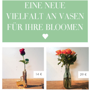 Vasen Bloomy Days