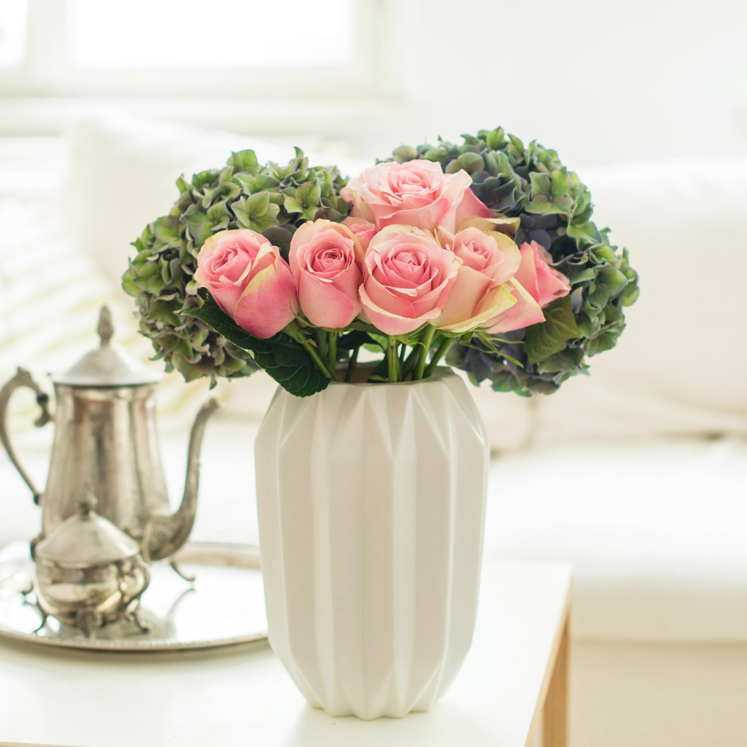 hortensien bot hydrangea blumenlexikon und mehr. Black Bedroom Furniture Sets. Home Design Ideas