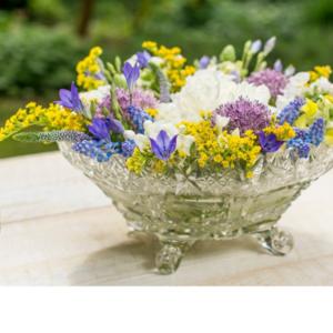 Sommer Blumenschale