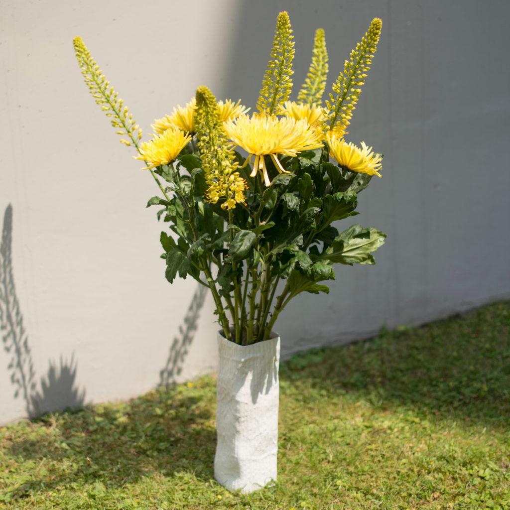 Chrysanthemen-Eremurus