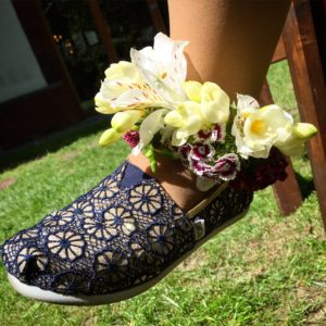 DIY-Blumenband