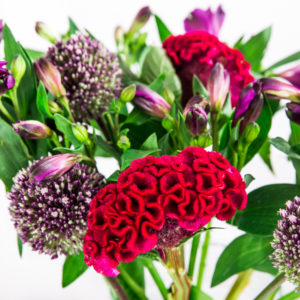 Royal Red Bouquet