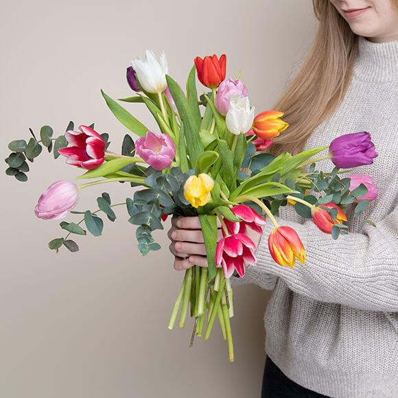 Tulpen_und_Eukalyptus