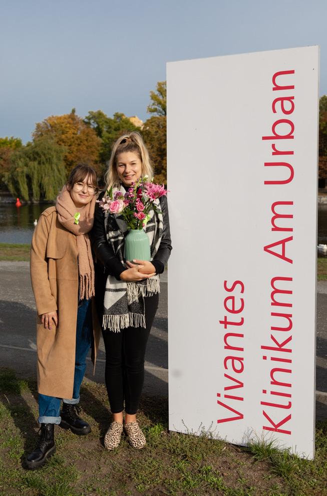 Blumen Abo zur Aktionswoche seelische Gesundheit