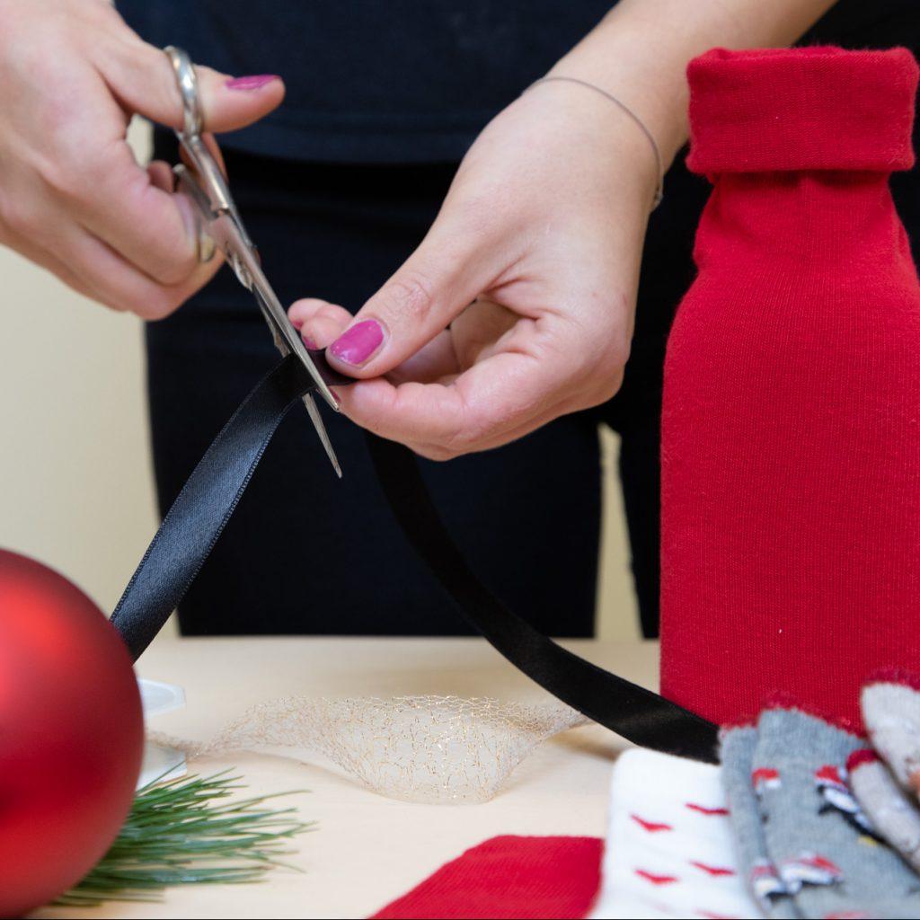 Upcycling Weihnachtsgeschenke