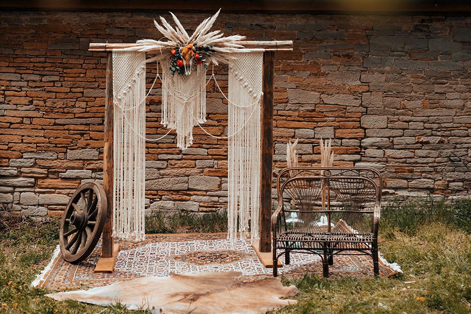 Hochzeitsbogen ©nicolebarnowfotografie