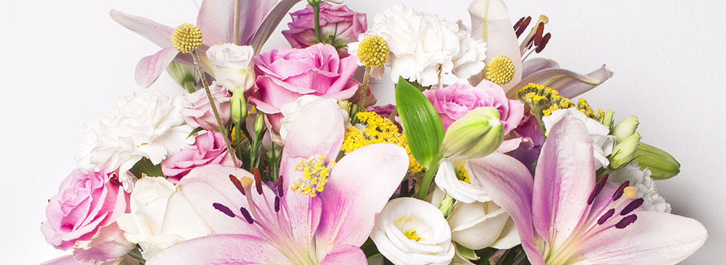 Blumen Zum Hochzeitstag Blumenversand Und Blumenabo